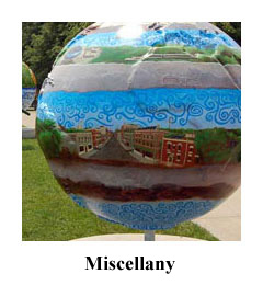 Miscellany and unclassified art related objects